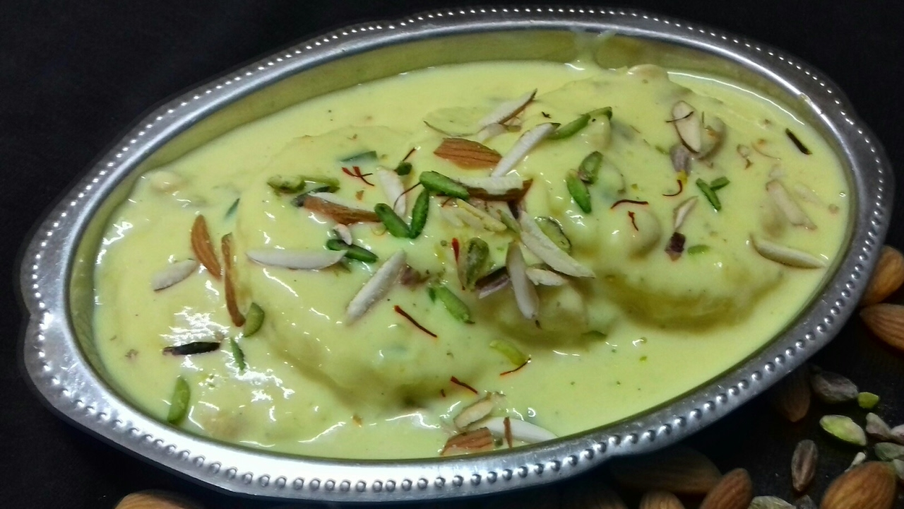 Image result for bread rasmalai