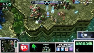 Empire vs Dignitas - Game 7 - IPTL Contender Group B - StarCraft 2