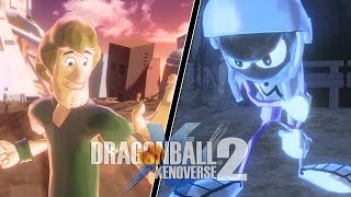 Marvin The Martian & Shaggy From Scooby Doo?! | Dragon Ball Xenoverse 2 PC Mods