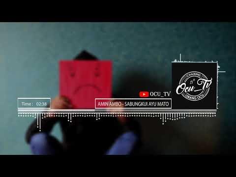 AMIN AMBO - Sabungkui Ayu Mato #Ocu_TV