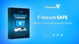F-Secure SAFE - Protect your life on every device