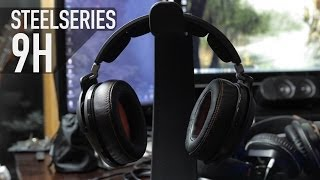 SteelSeries 9H Gaming Headset Overview & Test