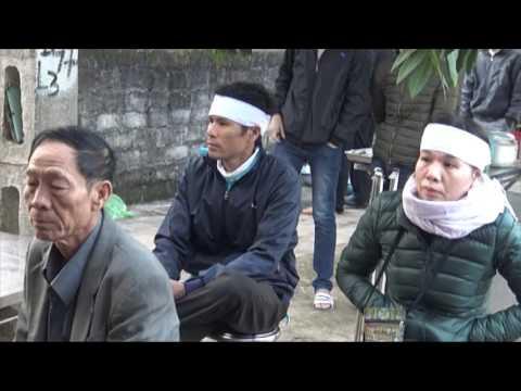 Lễ tang bác Tân Thanh Hồng- Thanh Hà- Hải Dương ( Phần 2)