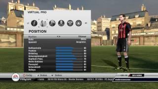 Fifa 12   Virtual Pro erstellen [1/3] ~ HD [720p]