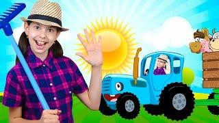 Old MacDonald Had a Farm song - 동요와 아이 노래   어린이 교육 Naflandia