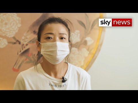 Coronavirus: The Wuhan woman suing her local government