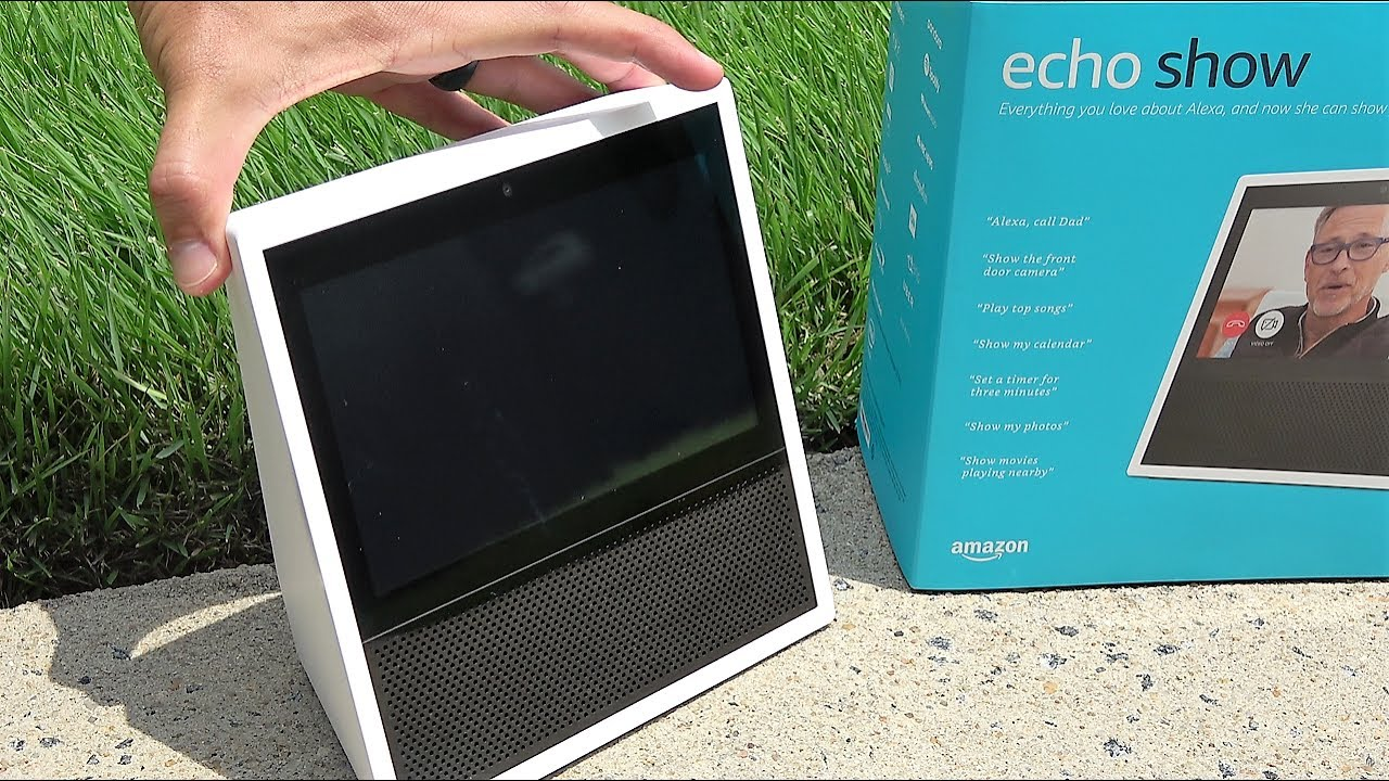 The Amazon Echo Show Pretty Dang Good The Most In Depth Review On