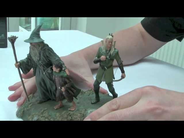 Weta figurines Fellowship Set 1 24060328