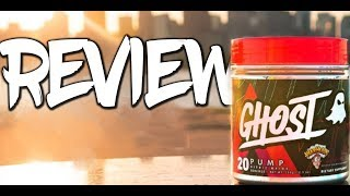 GHOST PUMP Review | Epic Stimulant-Free Pre Workout