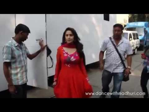 The making of Dance with Madhuri