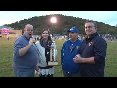 Middle School Football - Battle Of The Hill