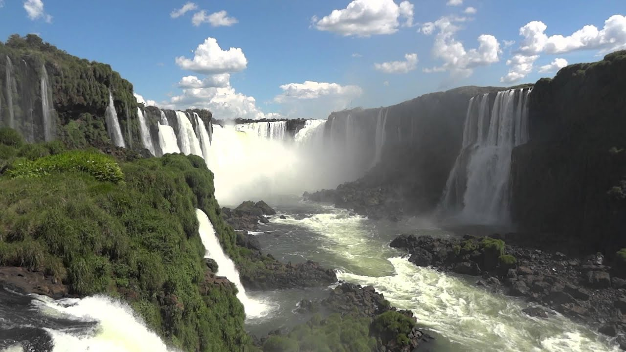 The Most Beautiful Waterfalls In The World Iguazu Falls