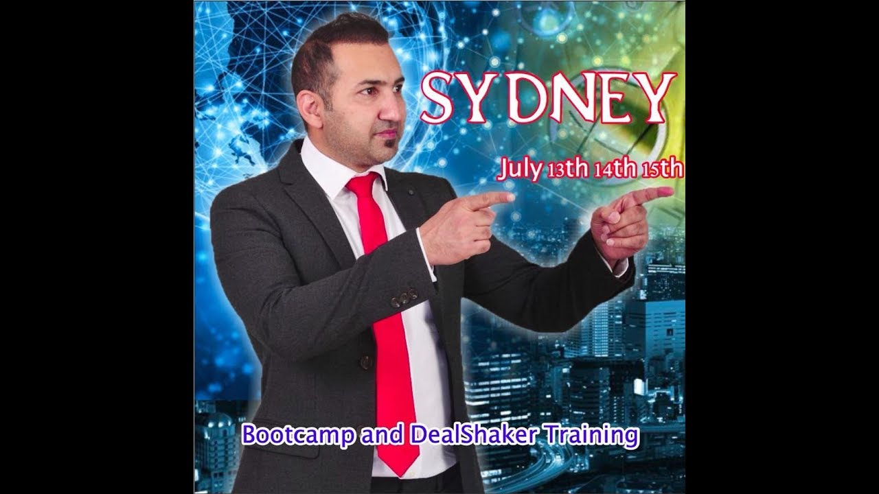 OneCoin Team In Sydney July 13th  14th  15th 2018 With Dr.Ruja Ignatova Founder & visionary  One