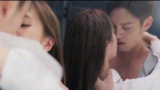 【花樣吻戲cut】I want to kiss you every time I see you車里吻,化妝間吻,浴室吻,我想要你,在你能想到的任何地方|Mysterious Love他在逆光中告白