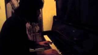 Parisienne Moonlight  vs my piano.flv