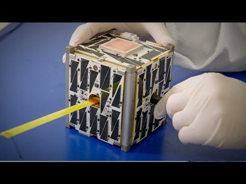 Crazy Engineering: CubeSats