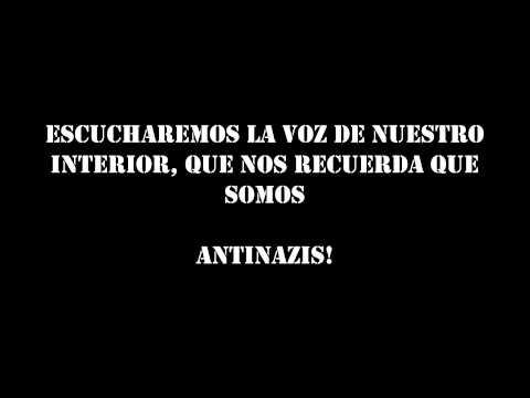 Non Servium - Antinazis [LETRA/LYRICS]