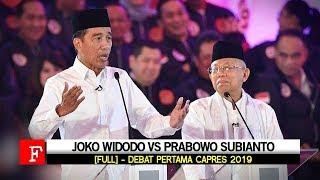 Panas!  Jokowi Habisi Prabowo  SkakMat soal Korupsi di Gerindra Viral Debat Pilpres
