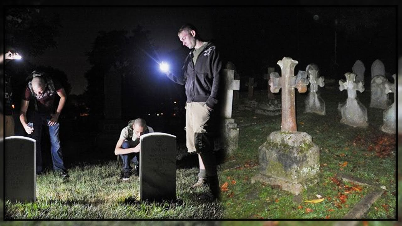 Download DIGGING UP A GRAVE AT NIGHT!? WE ACTUALLY DID THIS?!   THE HANGMAN PART THREE (TAP)