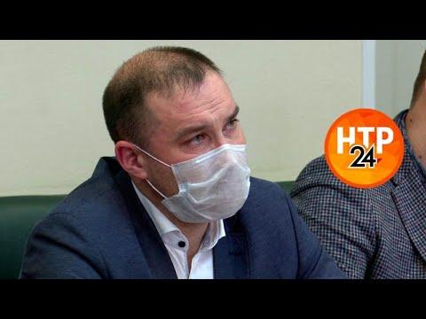 Заседание оперативного штаба по борьбе с коронавирусом в Нижнекамске
