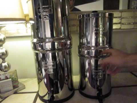 royal berkey water filter. Interesting Berkey Berkey Water Filter  Comparing Big Vs Royal And N