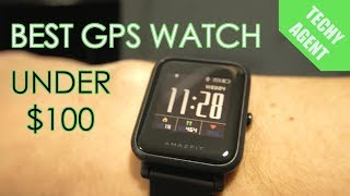 Xiaomi Mi Huami Amazfit Bip GPS Watch - Fitness REVIEW