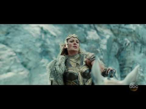 Wonder Woman Clip - Hippolyta - Connie Nielsen