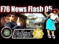Fallout 76 Infos Deutsch   News Flash 05 Betacodes, Betazeiten, Atomic Shop, Datamining, Perks