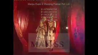Heart Jaimala Varmala Concept  - sunny marjss 9799490748, www.marjss.com - YouTube.flv