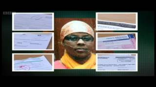 Fake Somali Asylum Seeker Part 1