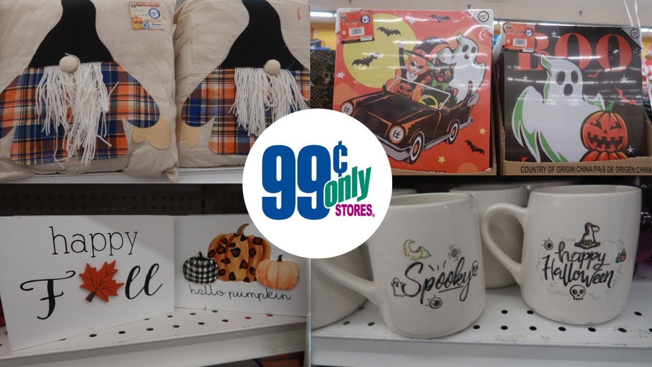 99 CENT ONLY STORE/ BROWSE WITH ME