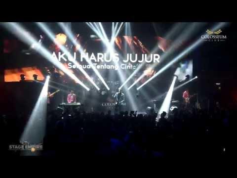 Kerispatih with Sammy Simorangkir - Aku Harus Jujur (Live at Colosseum Jakarta)