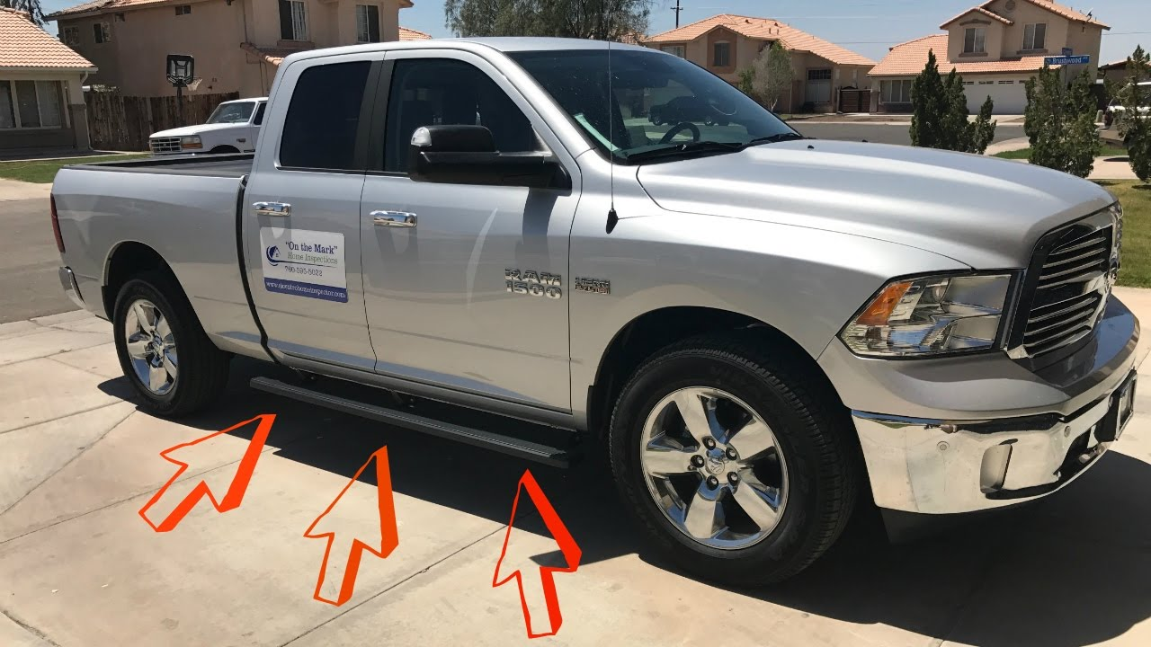 Ram 1500 Running Boards >> Iboard Running Boards Complete Install On A Dodge Ram 1500 Big