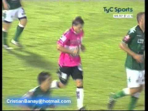 Estudiantes BA 0 Sarmiento 1 Primera B Metro 2011-12 (3-4-2012)