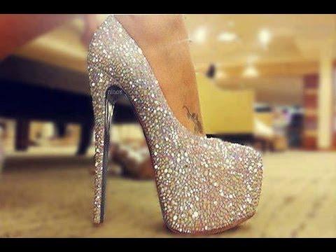 l'atteggiamento migliore a9f6f 1c327 How to do Bejeweled shoes + nail art hello kitty - come fare le scarpe  gioello
