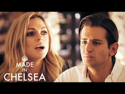 """""""Get the F*****g Bill"""" Ollie Lock's Angry with Ex for Kissing Spencer Matthews 