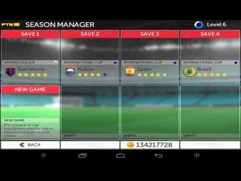 FTS 2015 Tournaments Mode. Brazil (game 1)