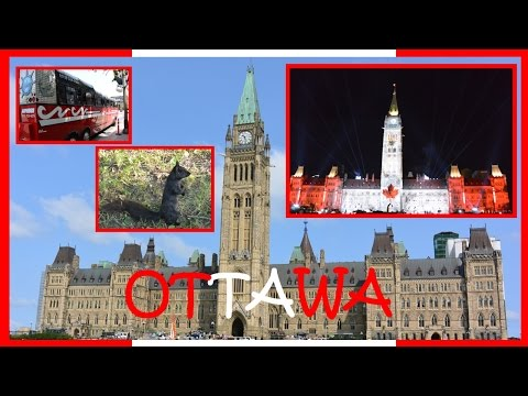 Canada Trip part 1 – one day in Ottawa, Ontario | Inspired by travel
