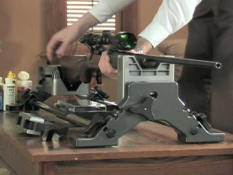 Lyman Revolution Rotating Gun Vise Youtube