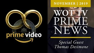 November's Wheel of Time on Prime Announcement: Discussion, Rumors & More, Live!!