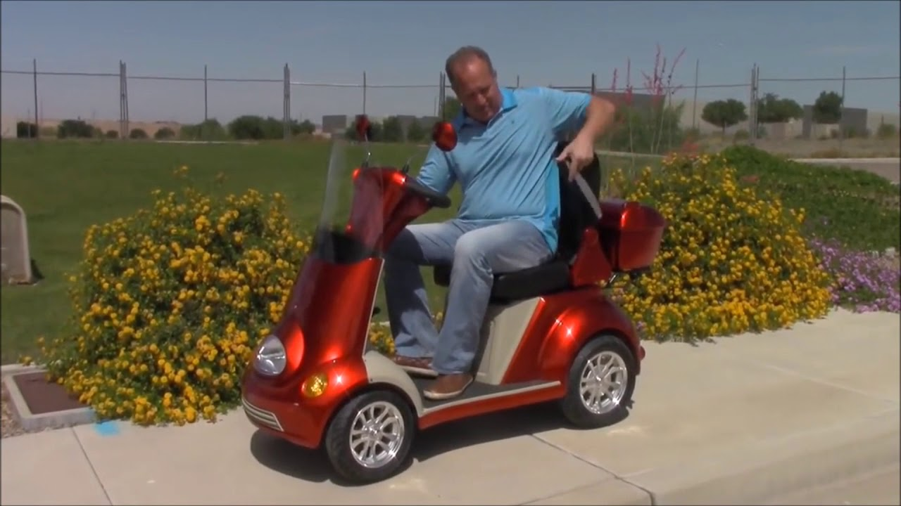 View All E Wheels Mobility Scooters for Sale - Factory