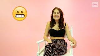Kelli Berglund Plays Popmania's Emoji Challenge