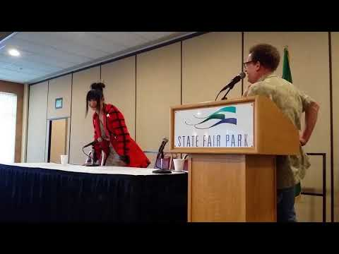 Central City Comic Con: Bai Ling talks about ghosts, Brandon Lee and more.