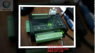 Board PLC Mitsubishi FX3U-24MT