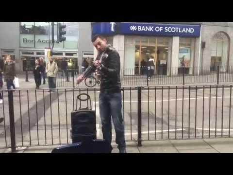 Remus Stana Violin - Coldplay - Paradise