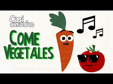 Come vegetales   Casi Creativo