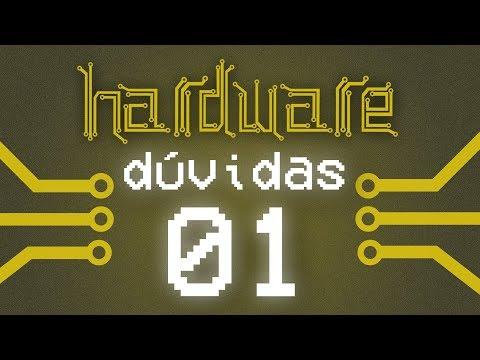 Curso Hardware - Tirando dúvidas #01
