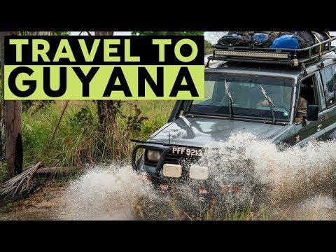 Guyana Travel - ATVs, Cowboys and Camping