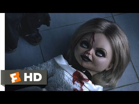 Seed of Chucky (9/9) Movie CLIP - The End...