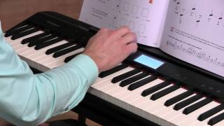 Getting Started with the Roland GO:PIANO and Faber Piano Adventures